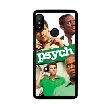 harga Flazzstore Psych Tv Series Y2600 Premium Casing for Xiaomi Mi 6X or Xiaomi Mi A2 Blibli.com