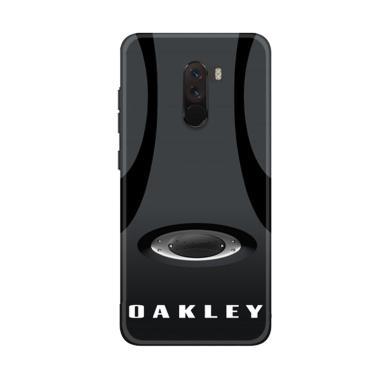 harga Flazzstore Oakley Wallpaper X3396 Premium Casing for Xiaomi Pocophone F1 Blibli.com