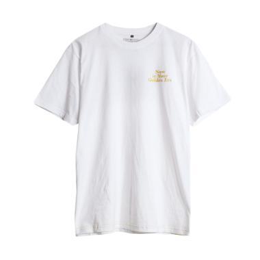 Hawkeye Golden T-Shirt Olahraga Pria