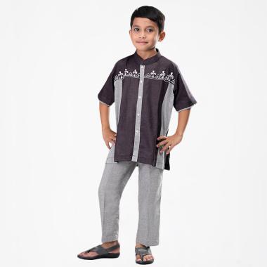 Jual Baju Muslim Anak Laki Model Terbaru Blibli Com