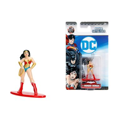 Jada Nano Metalfigs Wonder Woman Comic DC38 Action Figures