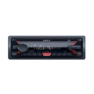 harga SONY DSX-A100U In Car Receivers Single Din Head Unit Mobil Blibli.com