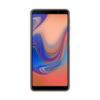 Samsung Galaxy A7 2018 Smartphone GOLD Sein [64GB/4GB]