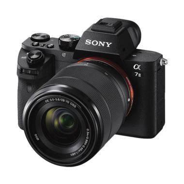 SONY A7 Mark II Kit FE 28-70 mm OSS Kamera Mirrorless