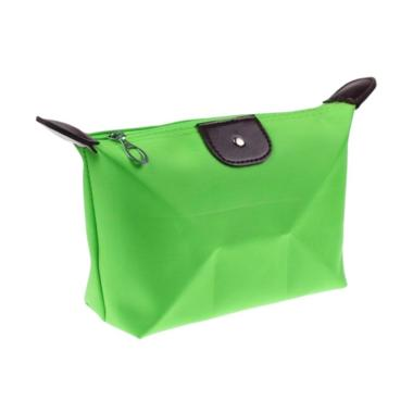 Yangunik Waterproof Cosmetic Pouch - Hijau