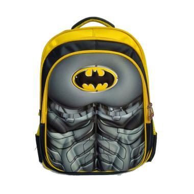 Batman 0930010781 Ransel Tas Sekolah Anak 82fb5e1a58