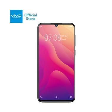 Vivo V11 Smartphone - Starry Black [64GB/ 4GB]