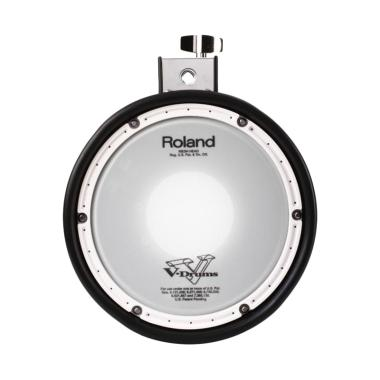 harga Roland PDX8 Mesh Pad for Electric Drum - White Blibli.com