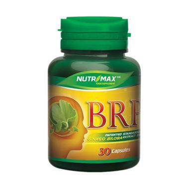 harga Nutrimax BRP Brain Power Vitamin [30 Capsules] Blibli.com