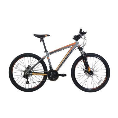 harga Polygon Monarch M4 Sepeda MTB - Abu-abu [26 Inch] Blibli.com