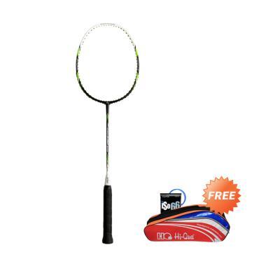 Hi-Qua Badminton New Challenger 6000 Raket Bulutangkis + Free Tas [Sudah Disenarkan]