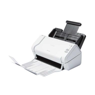 harga Brother ADS-2200 Document Desktop Scanner 35ppm White Blibli.com