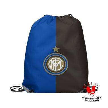 01a665920cd2 Fika Store Inter Milan Art 2 FullPrint Sublimation Serut String Bag Tas  Ransel Pria