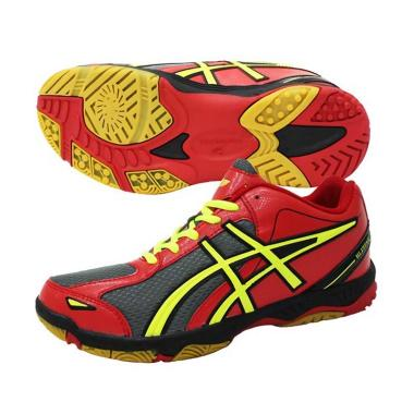 Jual YONEX Men Super Ace Light Sepatu Badminton Pria - Red Black ... 4c3cf85820