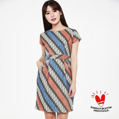 Model Baju Dress Gaun Flike Store - Jual Produk Terbaru February ... da30485e29