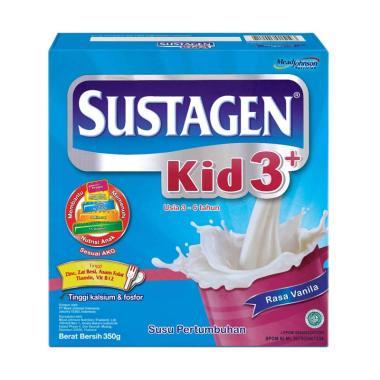 Sustagen Kid 3+ Vanilla Susu Pertumbuhan [350 g]