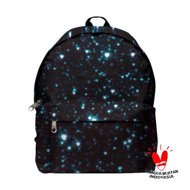 c31d121fdcc Fika Store Galaxy Art 10 Backpack Pria