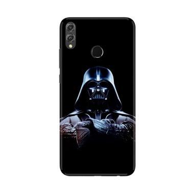 harga Flazzstore Darth Vader Back in Black Star Wars O0488 Premium Casing for Honor 8X Black Blibli.com