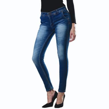 Jual Celana Jeans Wanita Terbaru 2019 - Model Terbaru  8332138595