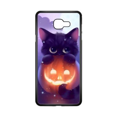harga Acc Hp Halloween Cat L0018 Custome Casing for Samsung Galaxy A5 2016 Blibli.com