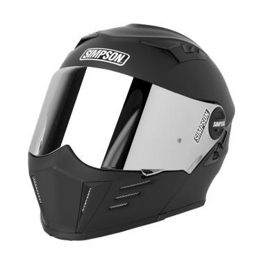 harga Simpson Mod Bandit Helm Full Face Blibli.com