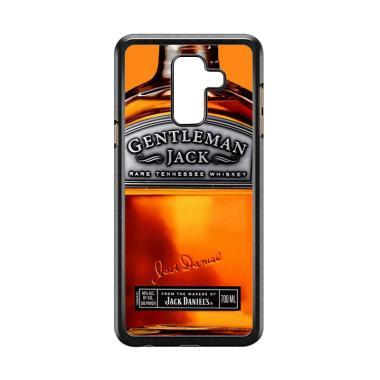 harga Acc HpGentleman Jack Daniels Rare Tennessee Whiskey L2167 Custom Casing for Samsung Galaxy A6 Plus Blibli.com