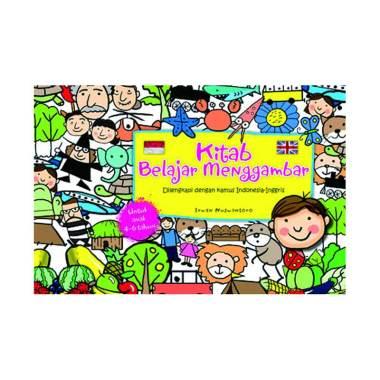 harga Cerdas Interaktif Buku Indonesia - Kitab Belajar Menggambar Buku Edukasi Blibli.com
