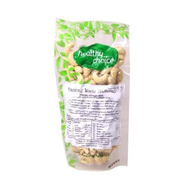 Healthy Choice Kacang Mede Mentah Organic [250 g]