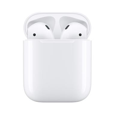 Apple Airpods 2 with Charging Case MVN72 - white