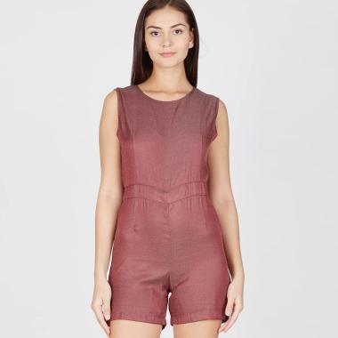 a30ecbc5c8 Jual Baju Jumpsuit Wanita Online - Harga Baru Termurah April 2019 ...