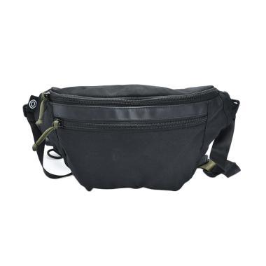 Orbit Gear Sling Bag Pria - Black [MOD202 OG]