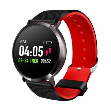 harga EDS K9 Blood Pressure Heart Rate Monitor Smart Watch Blibli.com
