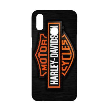 harga Cannon Case Motor Harley Davidson Logo X4357 Custom Hardcase Casing for Realme 3 Blibli.com