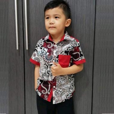 760 Koleksi Model Baju Batik Anak Cowok Terbaru HD