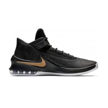 da350ccc19c28 NIKE Air Max Infuriate 2 Mid Men's Basketball Shoes Sepatu Basket Pria