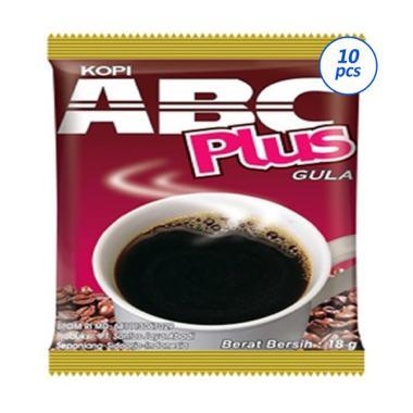 harga ABC Plus Gula Kopi [18 g/10 Sachet] Blibli.com