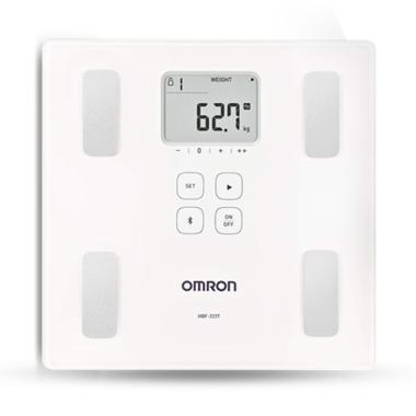harga Omron HBF-222T Body Composition Monitor putih Blibli.com