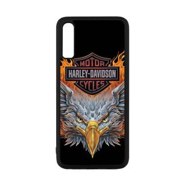 harga Cannon Case Motor Harley Davidson Eagle Logo P0370 Custom Hardcase Casing for Samsung Galaxy A70 Blibli.com