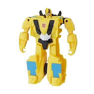 Hasbro Transformers Bumblebee V1 Cyberverse One Step Action Figure