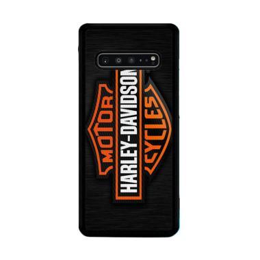 harga Cannon Case Motor Harley Davidson Logo X4357 Custom Hardcase Casing for Samsung Galaxy S10 5G Blibli.com