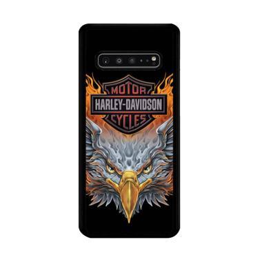 harga Cannon Case Motor Harley Davidson Eagle Logo P0370 Custom Hardcase Casing for Samsung Galaxy S10 5G Blibli.com