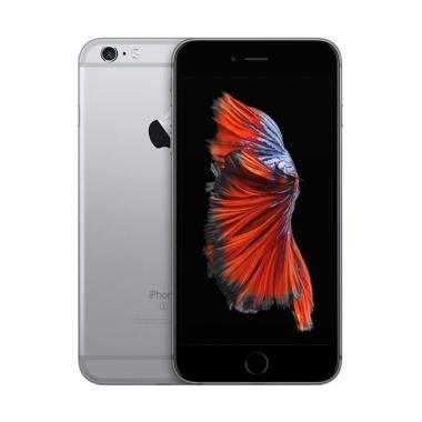 harga Apple iPhone 6S Plus 32GB Smartphone - Grey [TAM] Blibli.com