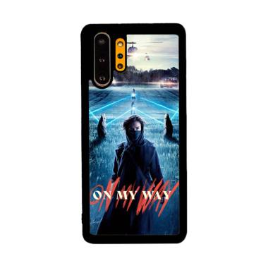 Cannon Case Alan Walker Sabrina Farruko On My Way L2901 Custom Hardcase Casing for Samsung Galaxy Note 10 Plus