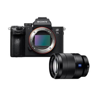 harga SONY A7 III Kamera Mirrorless - Black with SONY SEL2470Z Lensa Kamera [Set Bundle] Blibli.com