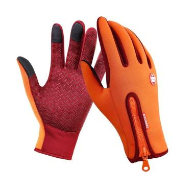 harga FS - Bluelans Winter Touch Screen Motorcycle Fishing Outdoor Sports Mittens Skiing Gloves [Size XL] Blibli.com
