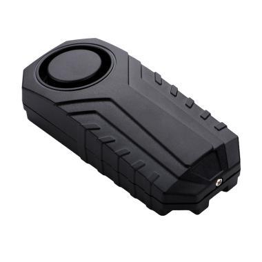 harga Bluelans Waterproof Burglar Security Alarm Anti-theft Sensor for Door Bicycle Motorcycle Blibli.com
