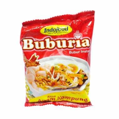 harga Buburia Bubur Instant Rasa Ayam Kampung [53 g/ Sachet] Blibli.com