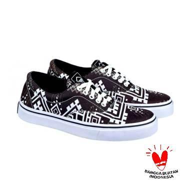 harga Azzurra 632-12 Casual Sneaker Shoes Wanita Blibli.com