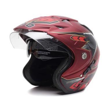 harga WTO Helmet Impressive Spectra [Helm Dewasa] Blibli.com