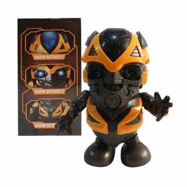 harga Robot Dance Bumble Bee Super Hero - Transformer Mainan Edukasi Anak Blibli.com